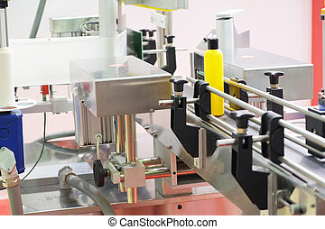 industrial labeling equipment