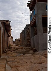 "Acoma Pueblo also known as ""Sky City\"", is a Native..."