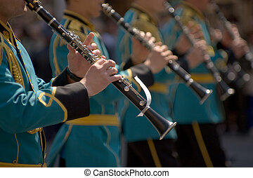 Military band - Central Military Band of the Ministry of...