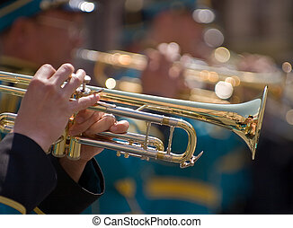 Musicians - Central Military Band of the Ministry of Defence...
