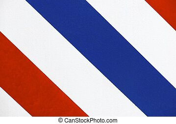 barbershop - background created with a barbershop wall