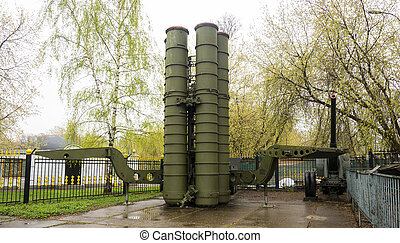 Russian Military Rocket Launcher - Russian Military Long...