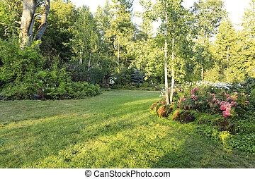 Flourishing farm backyard - Amazing summer flourishing...