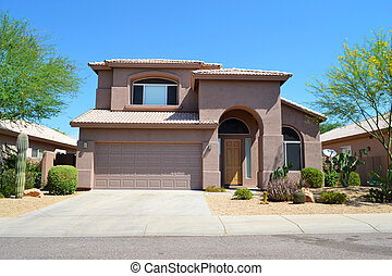 Brand New Luxury Home in Arizona - Brand New Luxury Spanish...