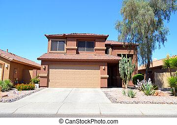 Brand New Luxury Home in Arizona - Brand New Luxury Spanish...