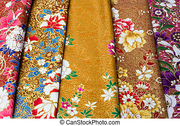 Sarong is Native cloth in Thailand