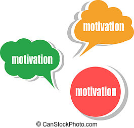 Motywacja, komplet, Majchry, Etykiety, Skuwki, handlowy,...