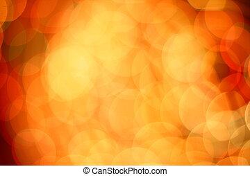 bokeh background abstract macro
