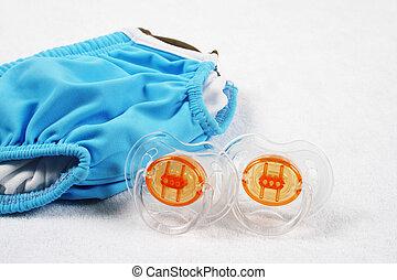 嬰孩, 游泳衣