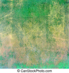 Old grunge background with delicate abstract canvas texture