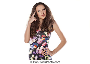 teen model