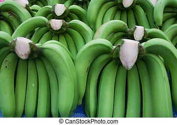 thaï, banane
