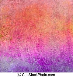 Purple canvas background
