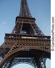 Eiffel Tower in Paris, France - famous momunent by Gustavo...