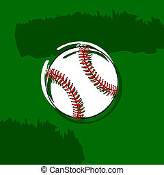 Stylish baseball