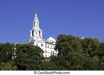 Valaam Monastery - The monastery on Valaam Island in Karelia