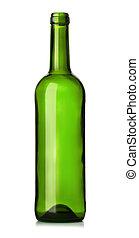 vide, bouteille