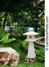 Asian garden - Traditional Asian garden - travel and...