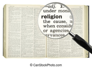 Searching for RELIGION