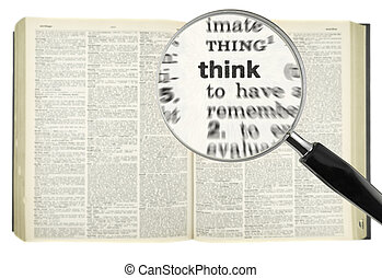 Searching for THINK
