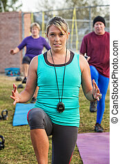 Fit Woman Teaching Group