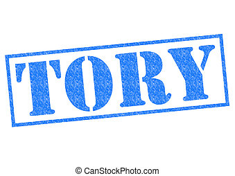 TORY Rubber Stamp