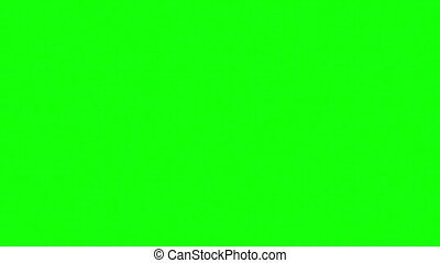 Squares Color Strobe Loop on green screen