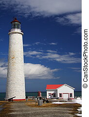 Lighthouse Canada - Tallest lighthouse in Canada. located in...