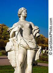 griego, estatua
