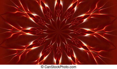 Fire - Flower - Background Animation - Art supplies -...