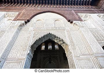 Medersa Bou Inania Koranschule, Meknes