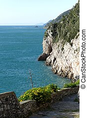 portovenere a very beautiful village in la spezia
