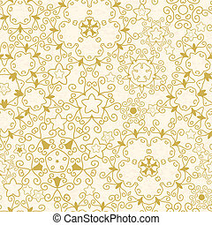 Abstract swirls old paper texture seamless pattern background
