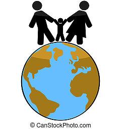 Family Earth