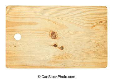 Trä, hugga av, bord