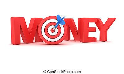 Goal for the money