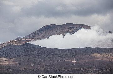 Mount ASO Kumamoto Japan