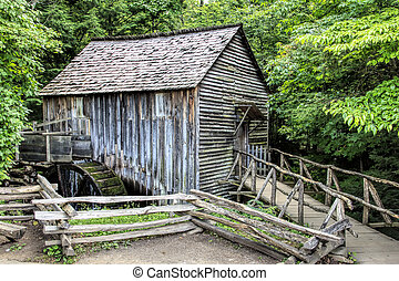 Cable Mill at Cades Cove - Cable Mill is one of the most...