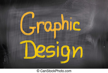 Graphic Design Concept