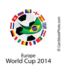 European Zone qualification in 2014 - Brazil 2014, An...