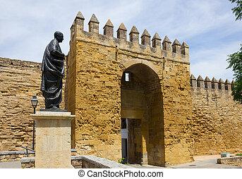 Puerta, Almodovar, Cordoba