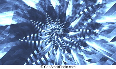 ice star - Background Animation - Art supplies - abstract...