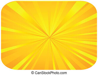 Vintage colored rays background - Vintage colored rays...