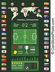 football infographics