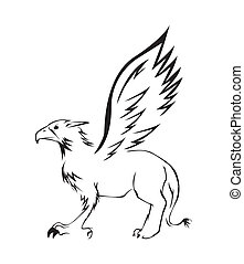 Griffin Illustrator