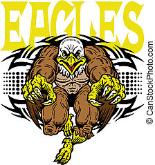 TRIBAL EAGLE DESIGN