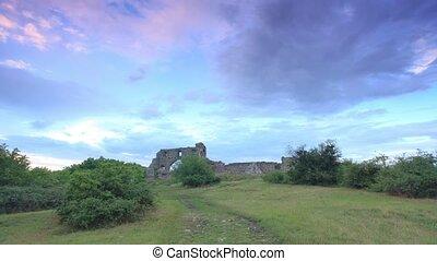 Citadel, XIV-XVIII centuries