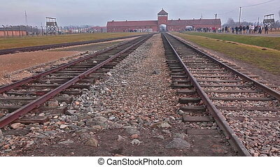 Auschwitz concentration camp