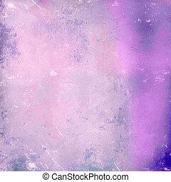 Purple beautifu abstract grunge background