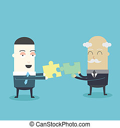 Business Jigsaw